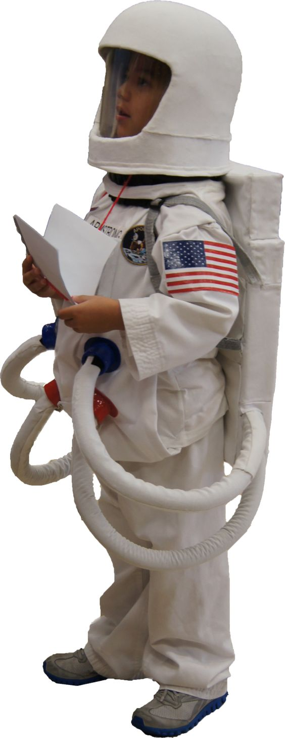 ivetastic: DIY armstrong astronaut suit