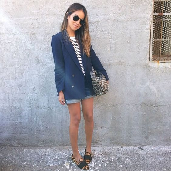 Los looks de primavera de las fashion bloggers