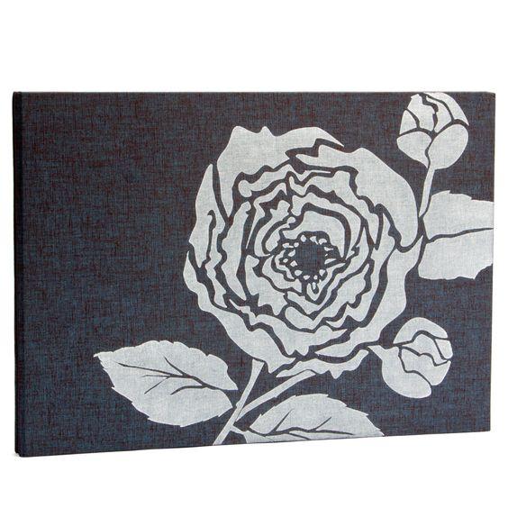 Corban & Blair - Gardenia Album Medium Denim | Peters of Kensington