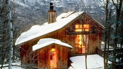 1. Robert Redford's Sundance Resort