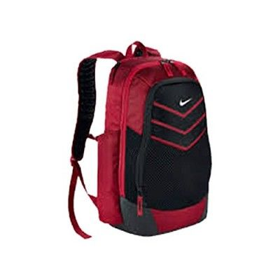 Nike Vapor Power Backpack Backpack University Red Black Metallic Silver One  Size 6a10e7bf5