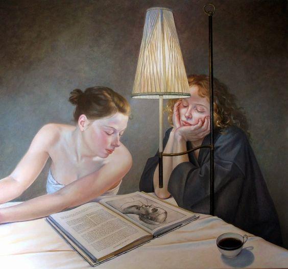 """Madonna Litta"" - Francine Van Hove | Kai Fine Art"
