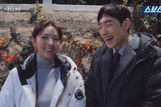 "Watch: Chae Soo Bin And Lee Je Hoon Can't Stop Teasing Each Other In Making-Of Video For ""Where Stars Land"""