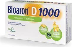 BIOARON Vitamin D 1000 IU x 90 capsules