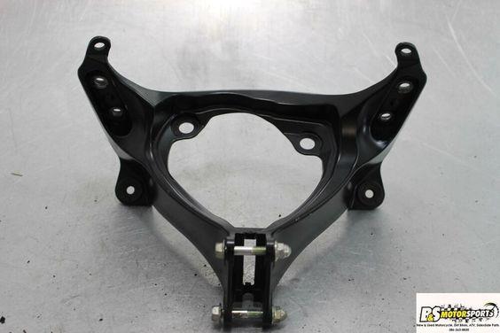 Details About 07 08 Suzuki Gsxr1000 Gsxr 1000 Upper Fairing Mirror Gauge Stay Bracket 2007 Suzuki Gsxr1000 Gsxr 1000 Suzuki