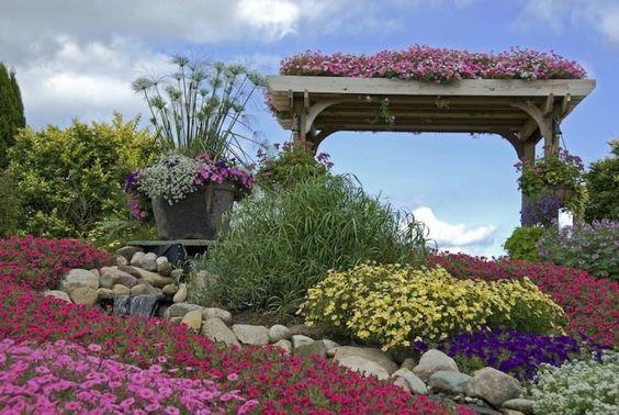 verwunschene garten anlegen   Gartengestaltung - Gestalten Sie Ihren Traumgarten