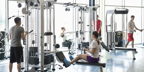 Fitness Gym Workout Machines Best Gym No Equipment Workout