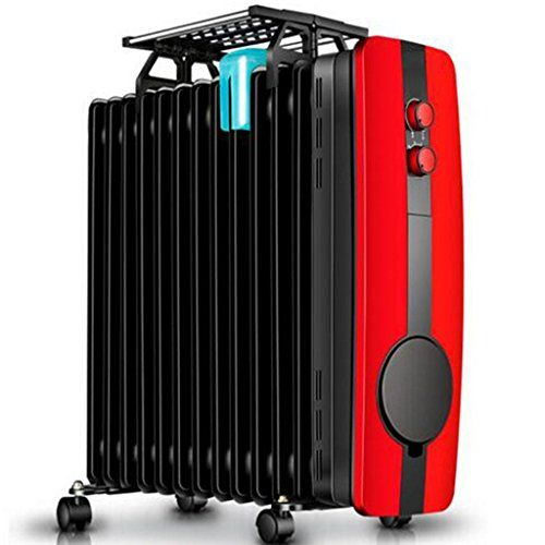 Dt Ymle A2500w High Power Home Heater Red Electric Heater 327 Electric Heater Oil Filled Radiator Appliances Direct