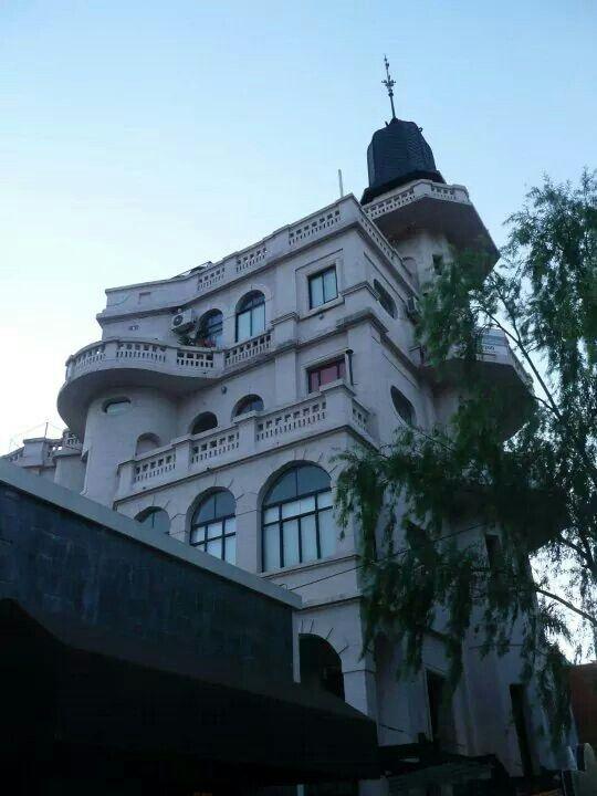 El Palacio de los Bichos. Campana y Tinogasta, Villa del Parque. C.A.B.A. #RepúblicaArgentina