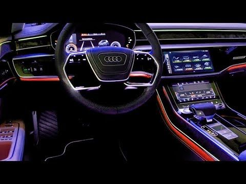 2019 Audi A6 Interior Youtube Avec Images