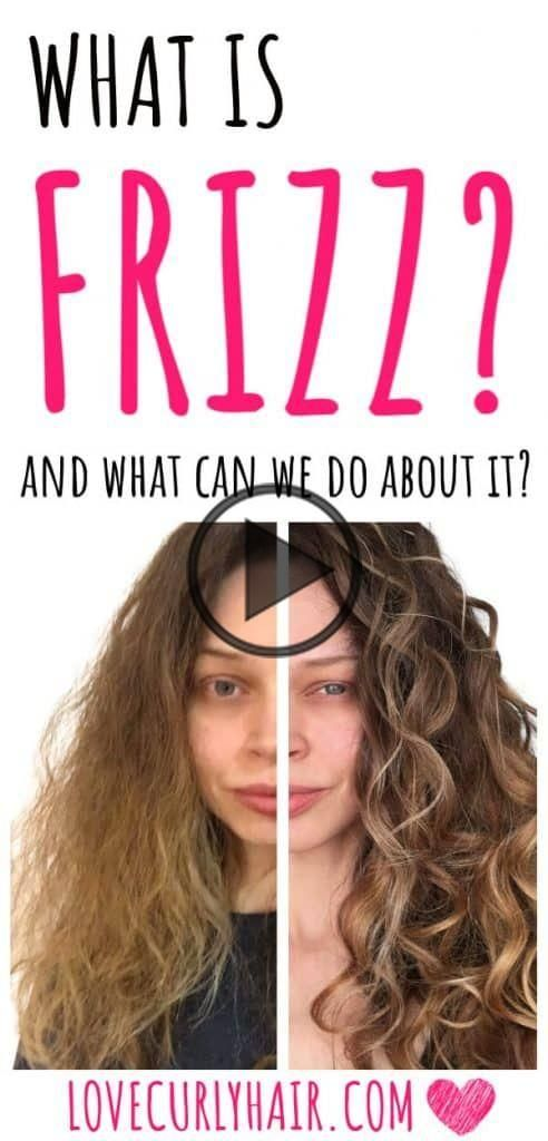 44++ Make frizzy hair look good trends