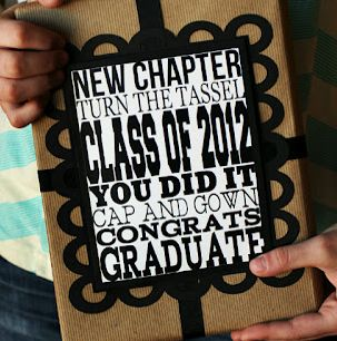 Graduation Subway Art Printable