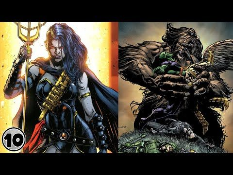 Top 10 Justice League Villains You Ve Never Heard Of Youtube Justice League Villain Justice League Villain