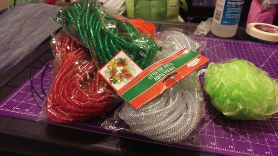 Crazy Christmas from dollar tree