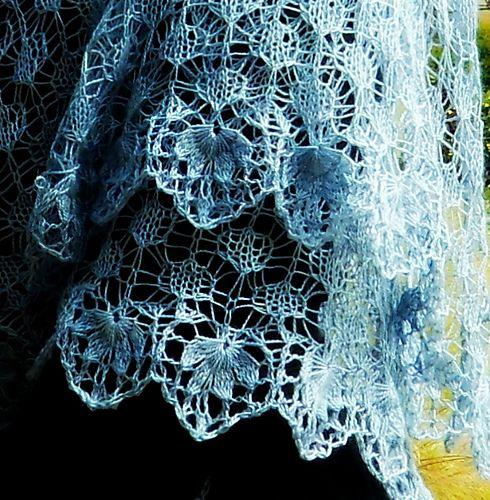 Gratitude, a shawl pattern by bunnymuff Ravelry ...