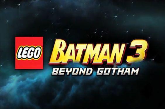 Próximamente podremos jugar Batman 3 en la versión LEGO.   Hace sólo un par de días los múltiples f...