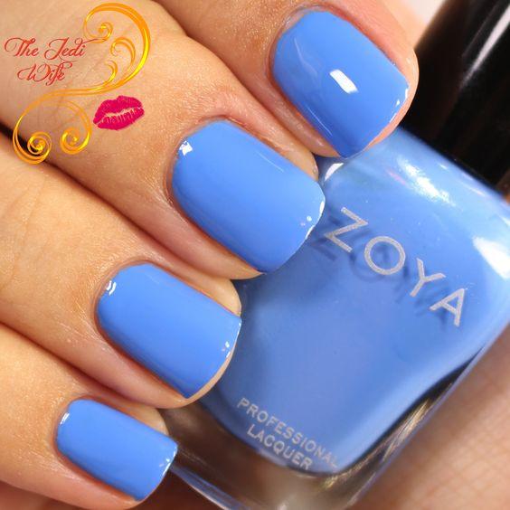 Zoya: Dory  Sunsets for Summer 2016