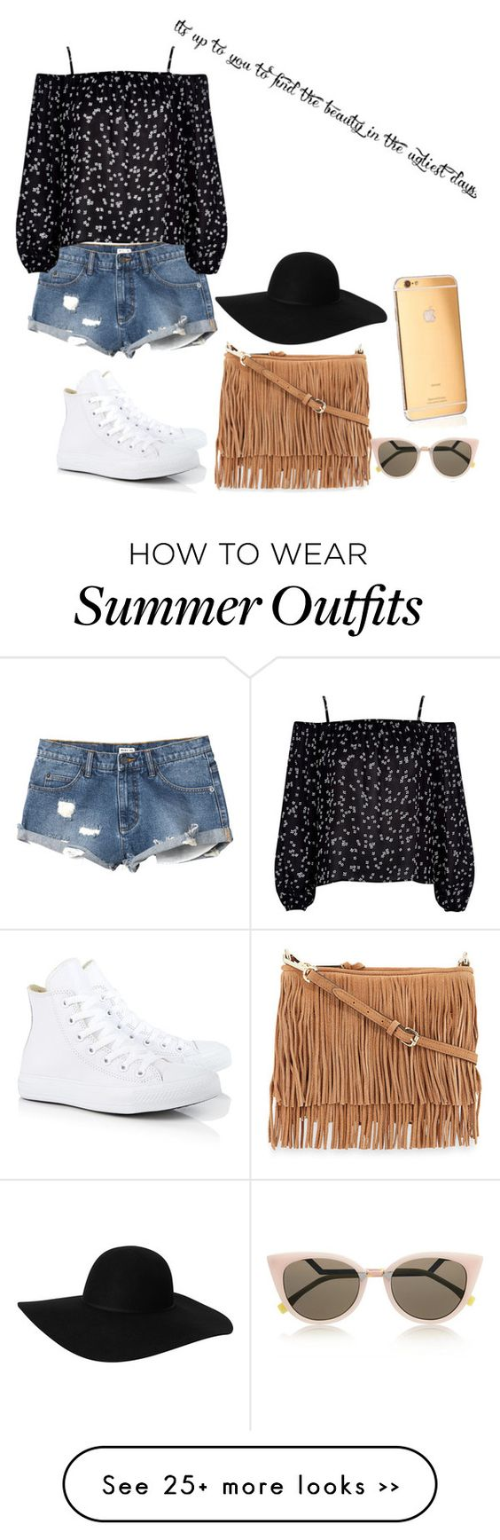 """""""Summer outfit"""" by musicislife166 on Polyvore"""