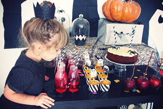 A Halloween party by Et Dieu Créa : My Little day