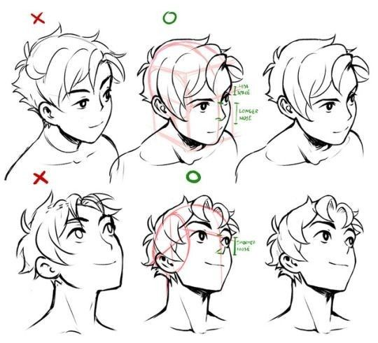 Pin By Suma Kun On Ych Chibi And Anime Eyes Clothes Hair And Face Part1 Art Reference Poses Drawings Art Reference