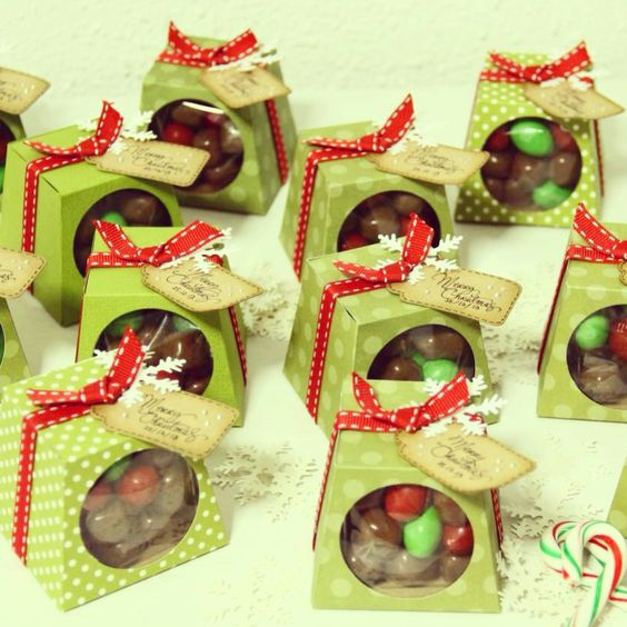#christmas #gift #goodies #handmade #chocolates #loverepublique