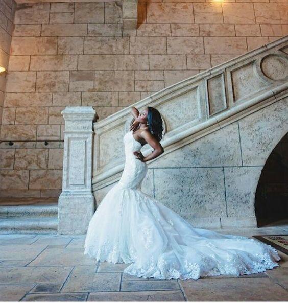 Beautiful #bridalportrait