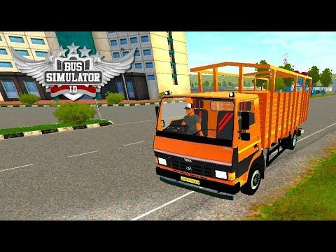 Permainan Truk Simulator Indonesia Rajiman
