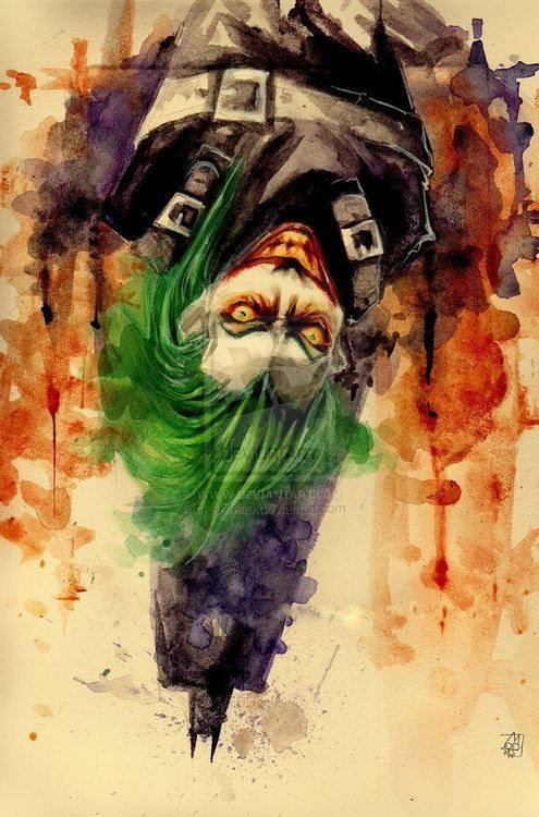 Straight jacket | The Joker there's something wrong with me. | DC ...