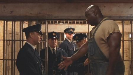 The Green Mile moment: My name is John Coffey sir, like the drink, only spelt different