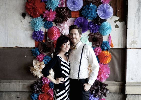 12 DIY Wedding Photo Booth Ideas That Will Save You Money And Look Amazing | Bustle