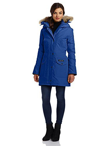 Canada Goose' Camp Down Coat - Women's Pacific Blue, XL