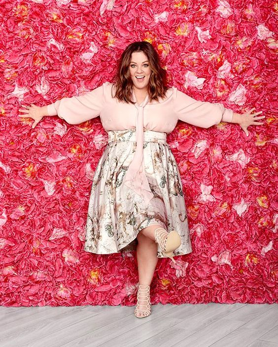Melissa McCarthy — PICS wow she looks great what an inspiration