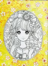 Resultado de imagem para Princess Coloring Book 1 - Mama Mia