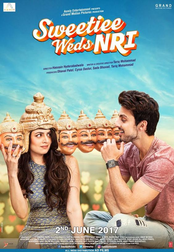 Sweetiee Weds NRI (2017) PDVDRip