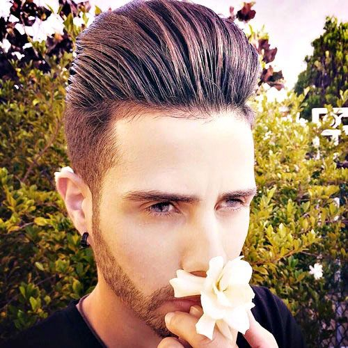 How To Style Your Hair For Men Mens Hairstyles Mens Hairstyles Pompadour Cool Hairstyles For Men