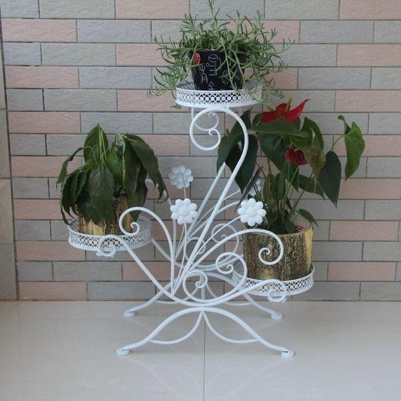 Flores Decorativas En Forja