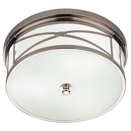 Robert Abbey S1985 Flush Mounts with White Glass Shades, Polished Nickel Finish Robert Abbey Lighting http://smile.amazon.com/dp/B00D1BARF8/ref=cm_sw_r_pi_dp_EZa1tb184J7S02J8