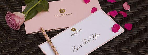 The Langham Gift Vouchers