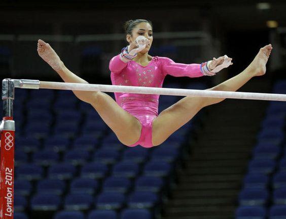 Gymnastics Accidental Exposure Aly Raisman Usa Gymnast