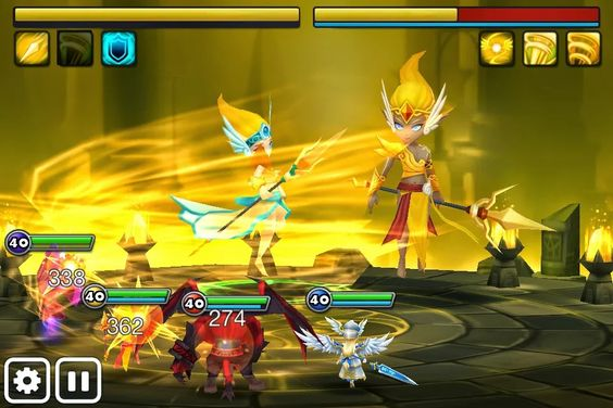 Summoners War Sky Arena Android v1.2.2 apk mod (Rootsuz)
