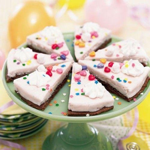 Cake Ice Cream Pizza : Ice Cream Pizza cake - T turns 7 pizza birthday Ice ...