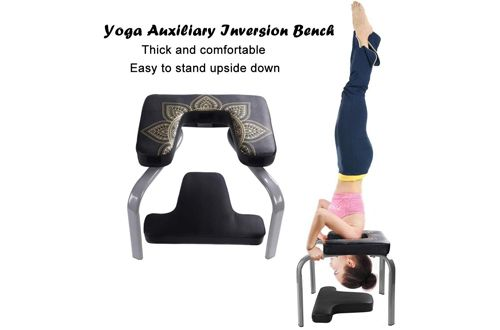 8 Scool Yoga Headstand Bench For Workout Fitness And Gym Yoga Inversions Headstand Yoga Headstand