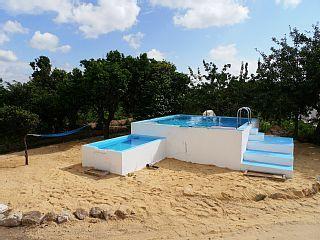 Tranquilo e Simpatico Monte Tradicional AlentejanoAluguer de férias em Vila Nova de Santo Andre da @homeawaypt