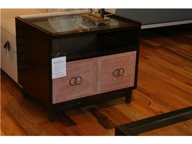 Shop For Vanguard Furniture Outlet Michael Weiss Lamp Table By Vanguard Furniture W406l And