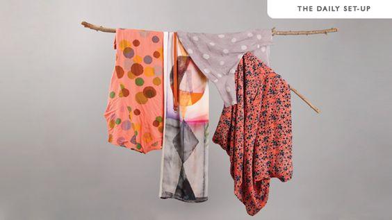 Mina Perhonen, Von Sono, A Detacher and Rachel Comey // Couverture