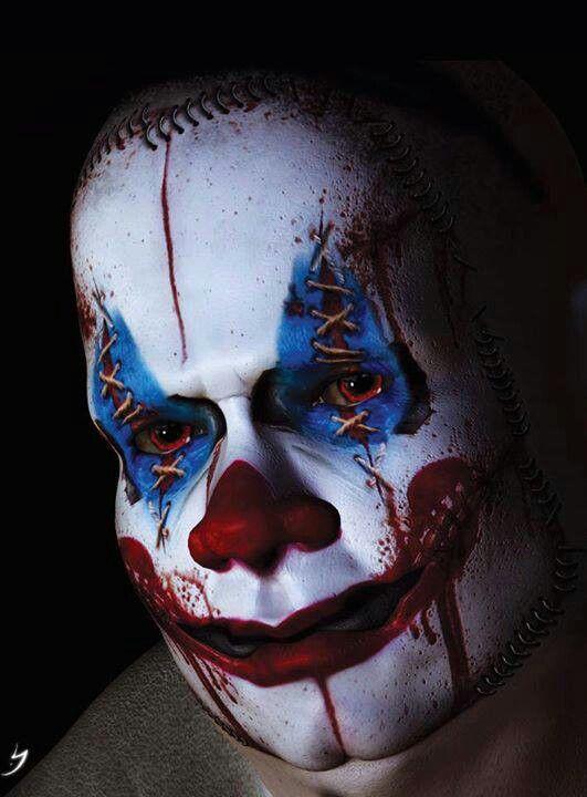 killer clown | horror | Pinterest | Pumpkins, Halloween ...