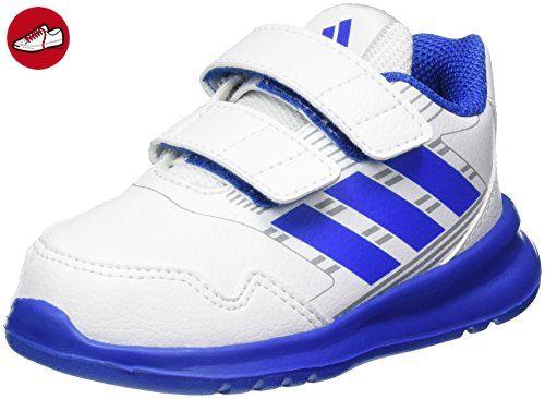 newest 0eaee ab2ab adidas Unisex Baby Altarun CF Lauflernschuhe Sneakers, Weiß (Ftwr White Blue Mid  Grey), 21 EU ( Partner-Link)   Baby Schuhe mit Klettverschluss   Pinterest