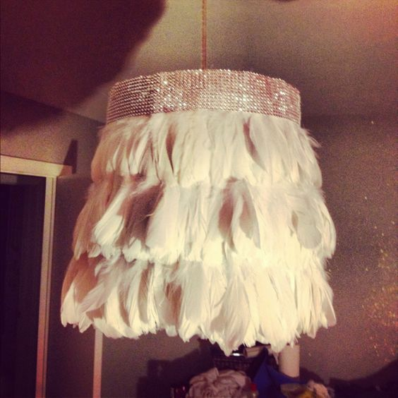 Explore feather lampshades feather chandelier and more
