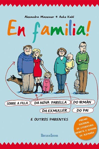 Unha divertida guía que con moito humor nos fala das diferentes familias que podemos atopar na actualidade e que non son poucas.