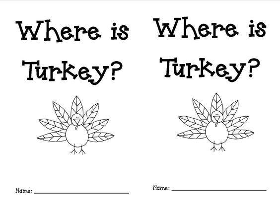 Thanksgiving freebie. | Thanksgiving for Kinders | Pinterest ...